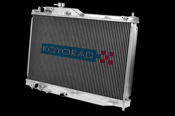 Koyo 08-15 Subaru WRX / STI 05-09 Subaru Legacy GT 2.5L (MT / w/ Filler Neck) Radiator