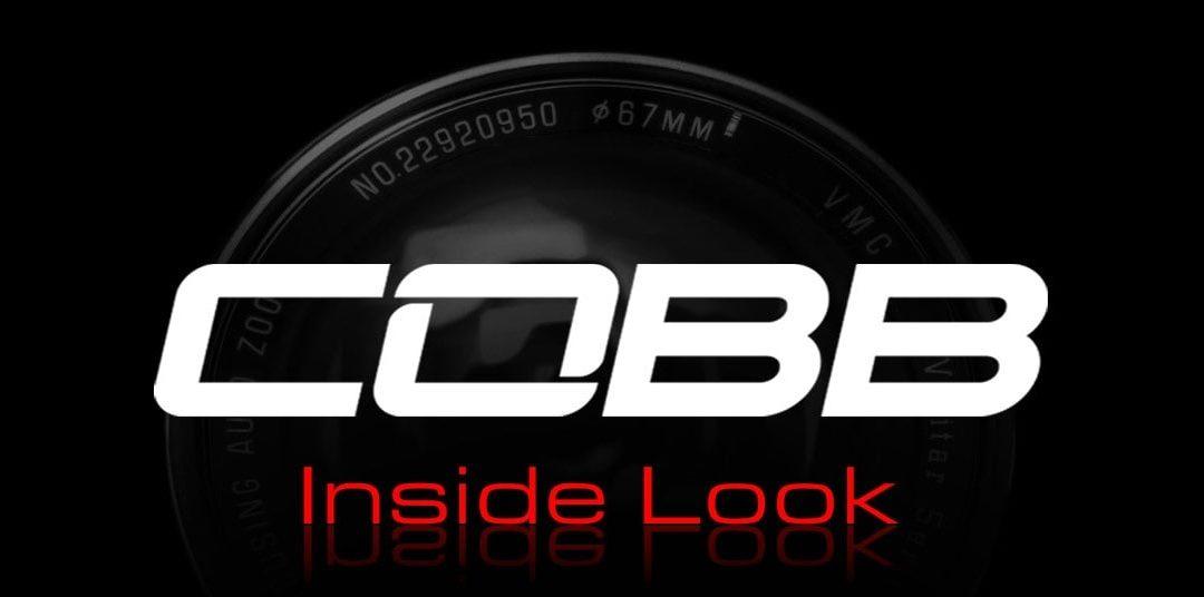 COBB Tuning at Dales Motorsport